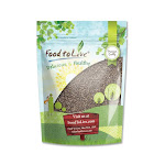 Chia Seeds, 10 Pounds - by Food to Live