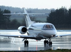 CS-DUG Hawker Beechcraft 750