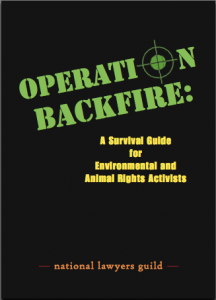 Survival Guide for Earth Liberation Activists