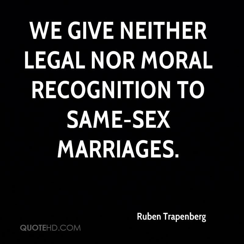 Ruben Trapenberg Marriage Quotes Quotehd