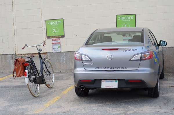 zipcar not at all like bikeshare. Black Bedroom Furniture Sets. Home Design Ideas
