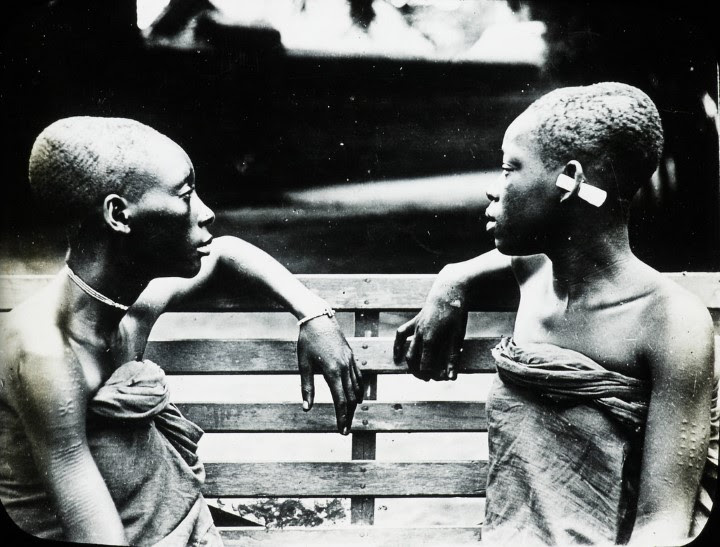dos esclavas congo 1900 1915