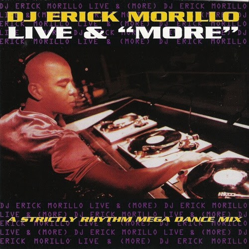 299 - Live & More mixed By Erick Morillo (1995) by The Classic Mix CD Series / GarethisOnit