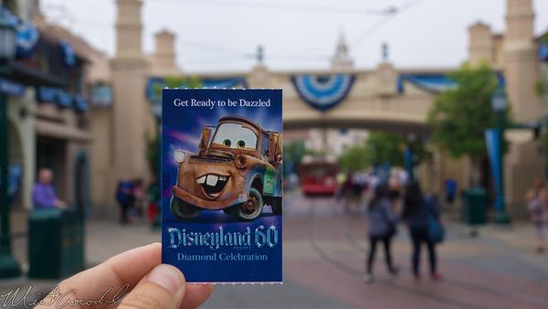 Disneyland Resort, Disneyland60, Disney California Adventure, Buena, Vista, Street