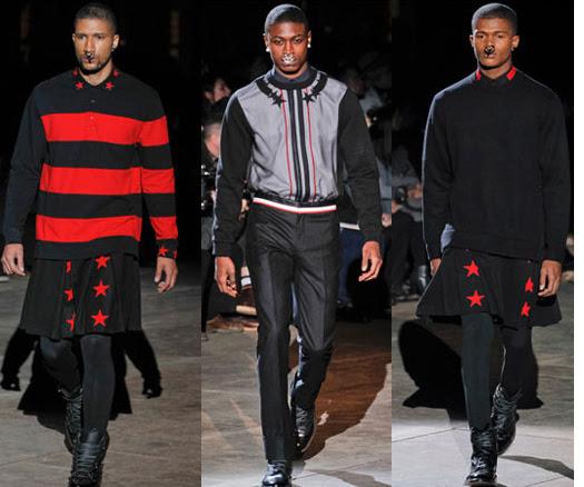 s3 Paris Fashion Week, otoño invierno 2012 2013 (II)