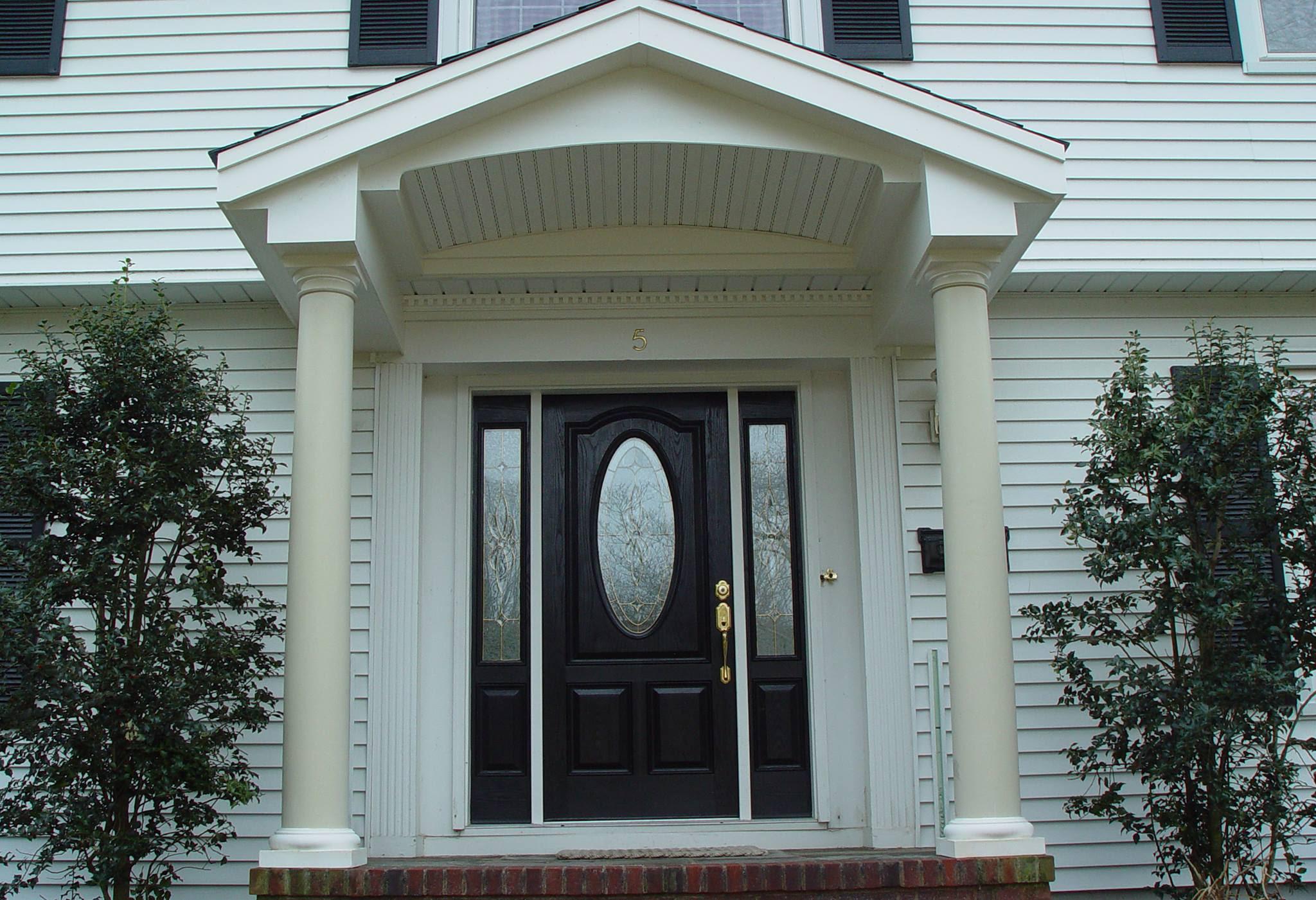 building front door design  | 2048 x 1401