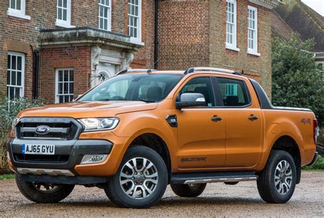 ford ranger wildtrak uk spec nv pick