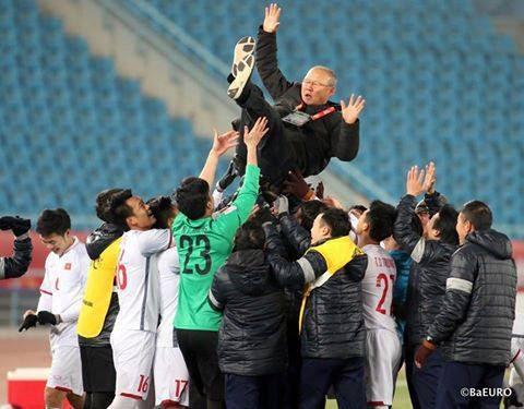 U23 Việt Nam,U23 Qatar,HLV Park Hang Seo,Quang Hải