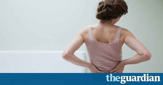 Ibuprofen has little benefit in treating back pain and may cause harm – study | Society | The Guardian