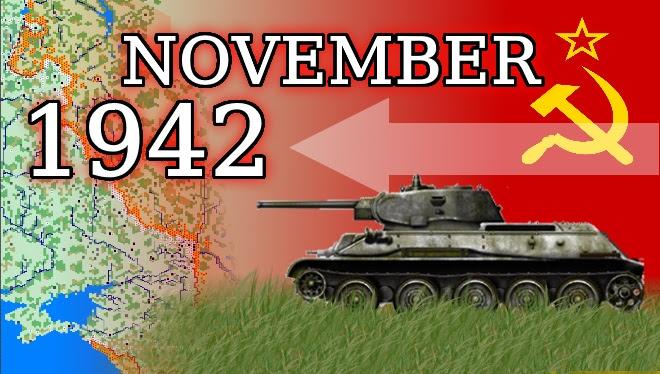 Community Scenario November 1942 released!