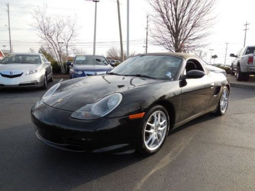 Find Used 2004 Porsche Boxster In Memphis Tennessee United