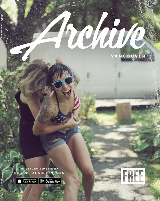 Archive Vancouver Issue 01