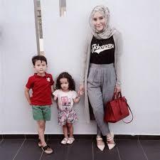 Model Baju Hijab Untuk Aktivitas Sehari-hari - Baju Pengantin Muslim