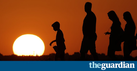 Nasa: Earth is warming at a pace 'unprecedented in 1,000 years' | Environment | The Guardian