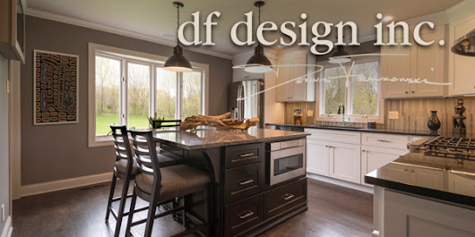 Just Completed!  Custom Kitchen in Crystal Lake!