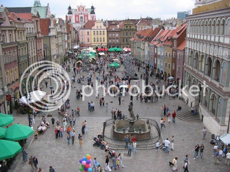 Old Market Square Poland