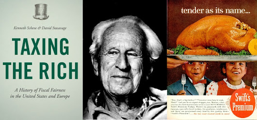 B&B: Herbert Marcuse // The Adjunct Crisis // Against Capitalist Orthodoxy // Gender and finance // History of taxing the rich // (Im)mobility in the rural America // Inventing Thanksgiving