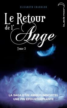 Couverture Le Retour de l'ange, tome 3 : L'éternité