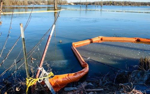 Major oil spill cleanup to cost $107 million