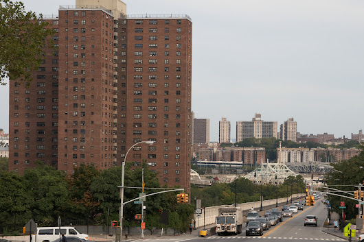 Harlem Housing Projects To Be Demolished
