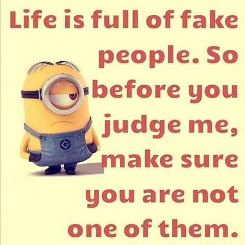 Life Is Full Of Fake People Pictures Photos And Images For