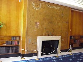 Office, Eltham Palace