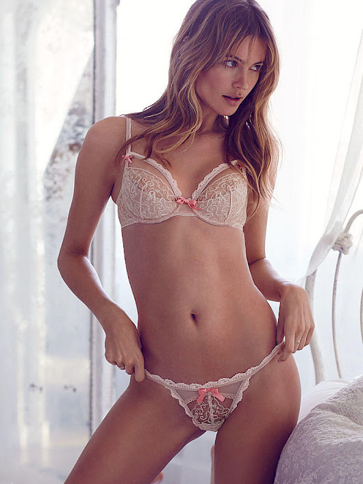 — Behati Prinsloo doing lingerie things for...