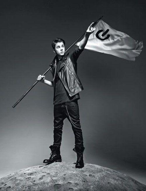 Vibe - September 2012, Justin Bieber