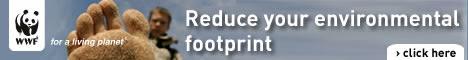 Reduce your environmental footprint