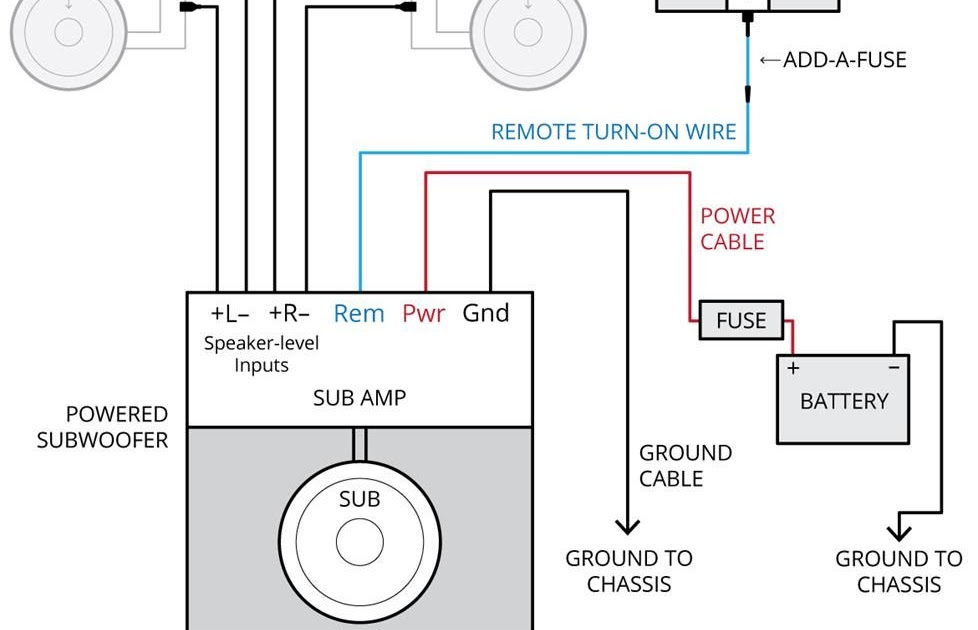 2003 Ford Explorer Subwoofer Wiring Diagram