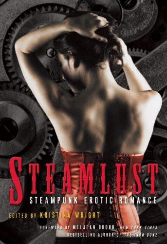 Steamlust: Steampunk Erotic Romance