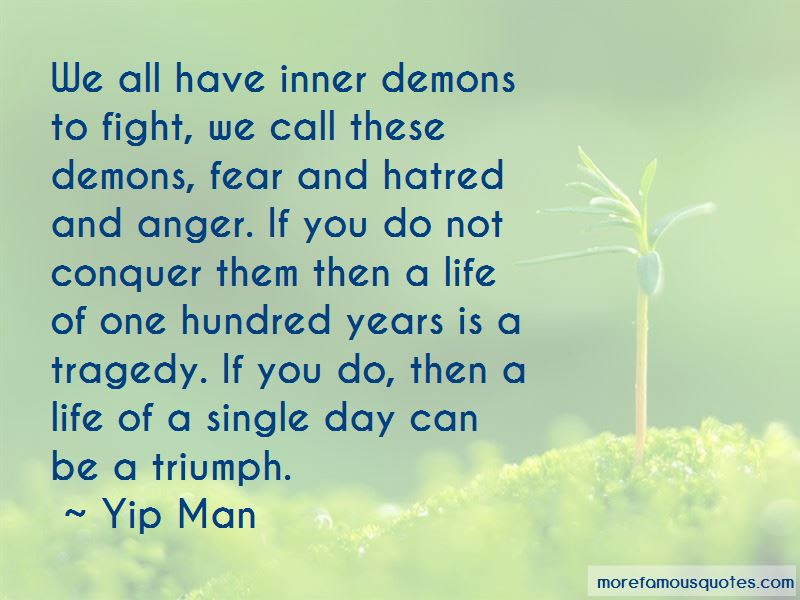Fear Conquer Quotes Top 34 Quotes About Fear Conquer From Famous