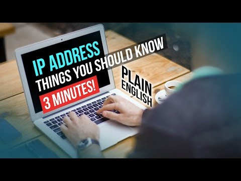 What is my IP address and why to protect it for privacy – Simple layman's terms