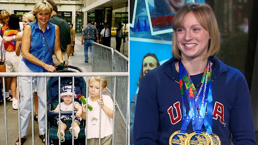 Olympic swimmer Katie Ledecky: I'm 'enjoying working hard'