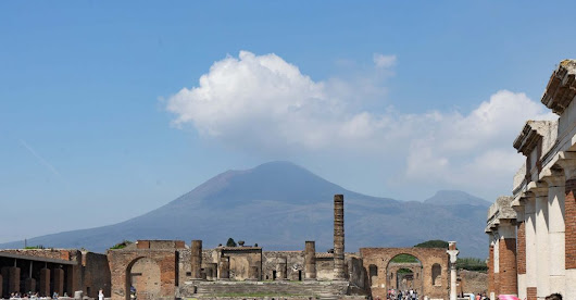 Pompeii: Frozen in time
