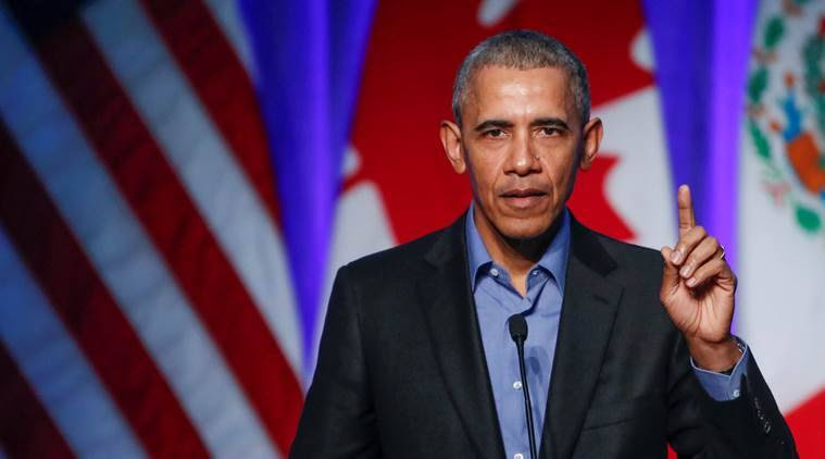 Protect democracy, says Barack Obama