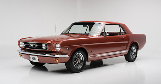 10 collector cars up for auction at Barrett-Jackson Tuesday