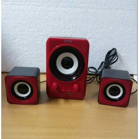 DISKON Speaker Aktif Mini Sw 201U Audio Computer Speaker Pc 19dbf0f0ae