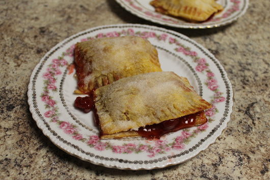 Quick Gluten Free Cherry Turnovers Recipe - FabGrandma