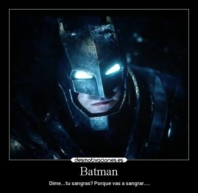 Batman Desmotivaciones