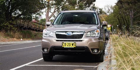 subaru forester review   diesel cvt caradvice