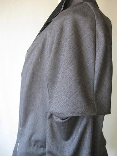 Vogue 1143 jacket sleeve problem