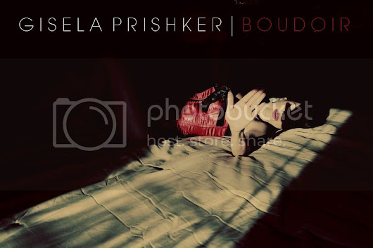 Bella Favela Boudoir Photo Session in Los Angeles