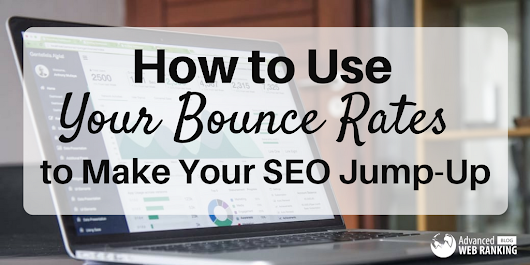 Use Your Bounce Rates to Make Your SEO Jump-Up