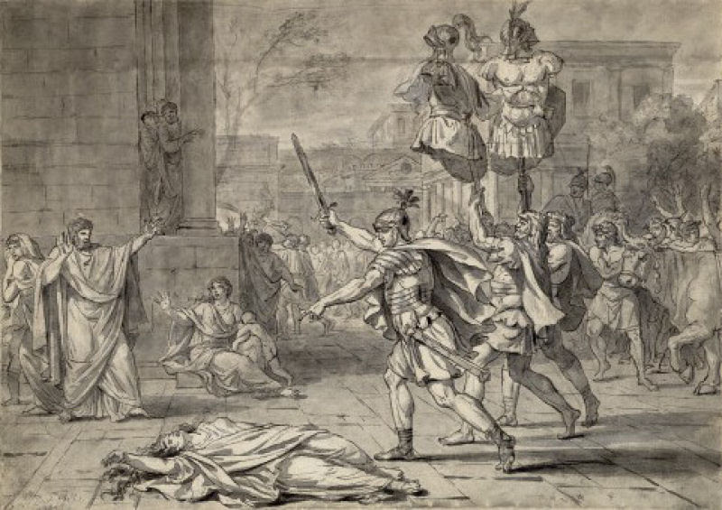 Horácios versus Curiácios, a batalha dos trigêmeos