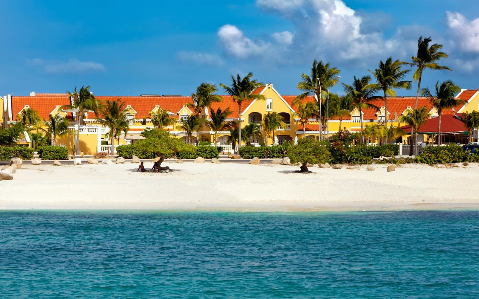 Top AllInclusive Aruba Resorts  Travel  Leisure