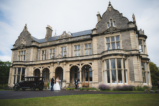 Wedding Photographer Clevedon Hall | Somerset + Portishead