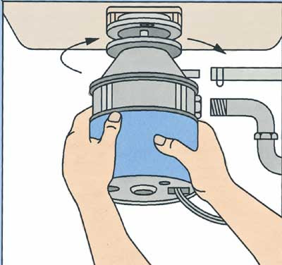 Sink Disposal Repairing and Installation in the West Hills
