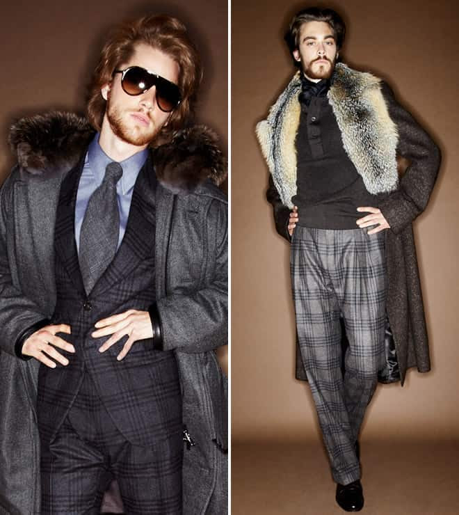 Tom Ford Fall/Winter 2012 Lookbook