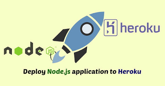 Deploy Node.js application to Heroku - Anil Labs
